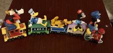 Hallmark 1998 Merry Miniature Mickey Express 5 Piece Set