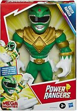 Playskool Heroes Mega Mighties Power Rangers Green Ranger 10-inch Figure