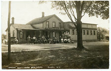 RPPC NY Alden Black Water Bath House Erie County