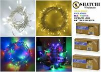 20 40 80 Christmas LED Battery Operated Fairy Lights Wedding Party Decorations