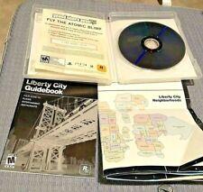 Grand Theft Auto IV (Sony PlayStation 3, 2008), GTA 4