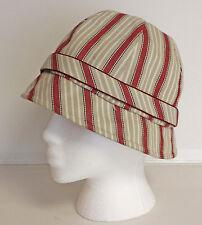 Vintage Norbu of Canada Womens Flapper Hat Rich Stylish Street Smart