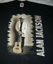 Vtg Alan Jackson Country Music Tour 1996 She's Got the Rhythm Sz XL
