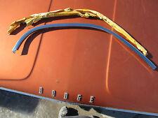 """Mopar """"NOS"""" 1959 Chrysler New Yorker LH Front Fender Wheel Opening MLDG 1902857"""