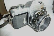Camera PENTAX Sportmatic + Pentacon 50mm f1.8 lens 5708484 ... Y1