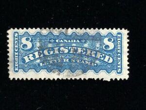 CANADA: USED #F3 CV $350