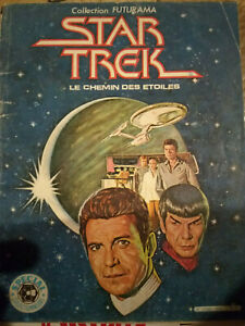 Star trek collection futurama sagédition 1980
