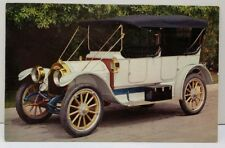 Pittsburgh Pa PITTSBURGH MOTOR CO Advertising 1912 Apperson Postcard D6