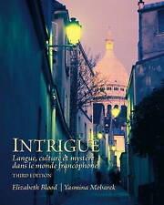 Intrigue: langue, culture et mystère dans le monde francophone (3rd Edition)