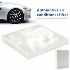 Cabin Air Filter White New for Honda Accord Civic CRV Legend Pilot 80292-SDA-A01
