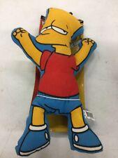 "KellyToy The Simpsons Bart 17"" Plush Soft Toy Stuffed Animal Per Stuff MOC"
