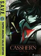 CASSHERN: COMPLETE SERIES - S.A.V.E. - DVD - Region 1 - Sealed
