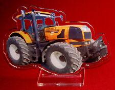 statuette photosculptée 10x15 cm tracteur renault 1 tractor traktor trattor
