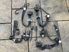RENAULT 5 GT TURBO USED COMPLETE SEAT BELT SET FRONT AND REAR ORIGINAL