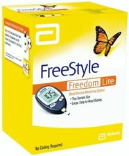 Freestyle Freedom Lite Blood Glucose Monitoring System 1-Kit,without Lancets