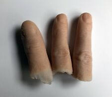 Severed finger prosthetic prop