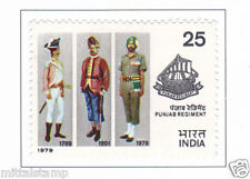 PHILA782 INDIA 1979 REUNION OF PUNJAB REGIMENT MNH