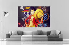 ONE PIECE Wall Art Poster Grand format A0 Large Print
