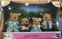 Sylvanian Families Deer family  [FS-13] Japan EPOCH Calico Critters DHL FedEx ✈✈