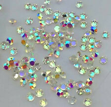 1000Pcs2mm AB Crystal Birthstones Floating Charm for Glass Living Memory Lockets