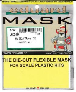 Eduard Me-262A TFace Masks For the Revell Kit in 1/32 JX 245 ST