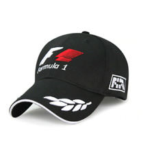New Racing Baseball Cap F1 Style Motorsport Race Snapback Sports Sun Hat For Men