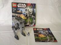 Lego Star Wars 7657 AT ST 30th Anniversary  100% Complete Box  Instructions vgc