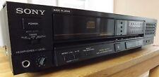 Sony 222ESD Lecteur CD... TDA151 DAC... état neuf, emballé, Manuel & Télécommande!