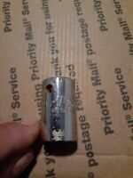 """MAC TOOLS  V202 1/2""""-DRIVE  5/8-INCH  12-POINT SHALLOW SOCKET made in USA"""