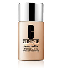Clinique Even Better Makeup SPF 15 Foundation 30ml Full Size Cn28 03 Ivory