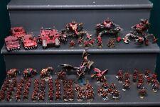 Warhammer 40K Chaos Space Marines Khorne Army