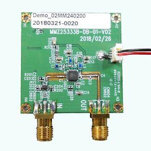 2.4G power amplifier PCBA version