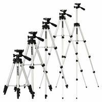 Eg _ Sn _ Qa _ Aluminium Caméra Caméscope Télescopique Trépied Support pour