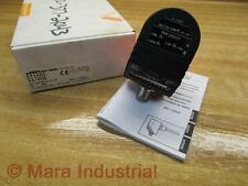 IFM Efector SI1002 Flow Monitor SID10ADBFPKG/US-100-IPF