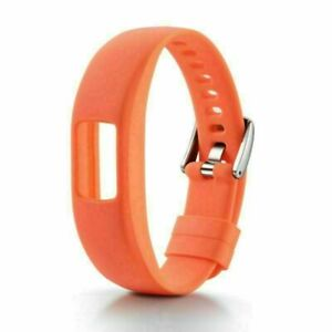 Fit for Garmin Vivofit 4  Band Silicone Wristband Replacement Watchband Strap