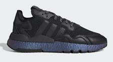 Adidas Originals Nite Jogger [FV3615] Blue Iredescent Shoes Core Black/Carbon
