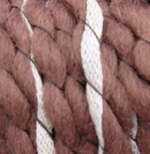 Rowan RIBBON TWIST. 10 x100g balls.125 MOLE.MEGA CHUNKY Knitting yarn. WITH WOOL