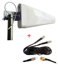 Ericsson W25 Fixed Wireless Terminal External wideband Log Periodic Yagi Antenna