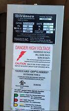 New Transco Neon Transformer. #:PNT1527N3 In Box, unopened. 277v - 15,500v, 30MA
