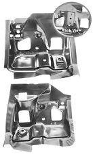 1968-72 GTO FIREWALL/FRAME BRACKET 68-69 PAIR