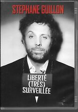 DVD ZONE 2--SPECTACLE--STEPHANE GUILLON--LIBERTE TRES SURVEILLEE