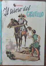 Il tesoro del castello - Nano Giustino - Fabbri,1954 - A