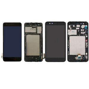 LCD Screen Diplay Touch Digitizer Frame For LG K8 2018 X210 X212/K10 2018 X410
