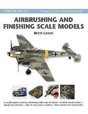 Osprey Masterclass - Airbrushing & Finishing Scale Models               Book