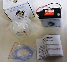 Batterie Akku 6V 4Ah mit Säurepack pass f Simson Schwalbe KR51 Star SR Habicht
