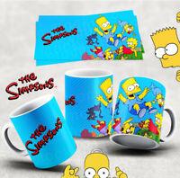 The Simpsons MUG (Characters) MUG 110Z  (5)