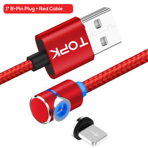 360° Magnetic Charging Cable (For both iPhone and Android)