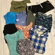 Size XS /Small Women's Clothing Lot Assorted Hydraulic Adidas Mossimo 11 pieces
