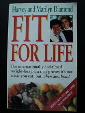 Fit for Life by Harvey Diamond, Marilyn Diamond (Paperback, 1995)