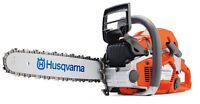 HUSQVARNA Motorsäge 562XP 45cm Schwert/ Kettensäge NEU OVP Modell 2018